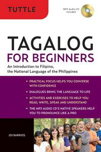 TAGALOG FOR BEGINNERS AN INTRODUCTION TO FILIPINO (PB 2011)