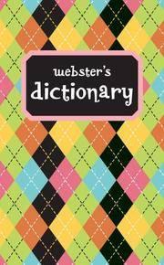 Webster's Dictionary (argyle)
