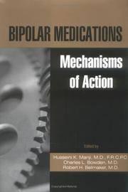 Bipolar Medications: Mechanisms of Action