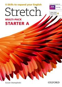 Stretch: Starter: Students Book & Workbook Multi-Pack A with Online Practice