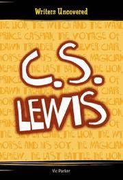 image of C.S. Lewis  (Writers Uncovered) Vicky Parker