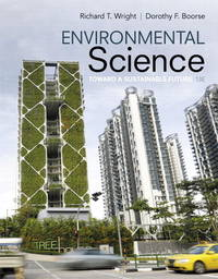 image of Environmental Science: Toward A Sustainable Future (Masteringenvironmentalsciences)