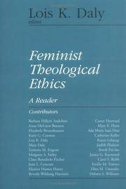 Feminist Theological Ethics: A Reader (Library of Theological Ethics)