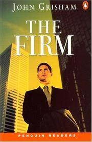 image of The Firm (Penguin Readers, Level 5)