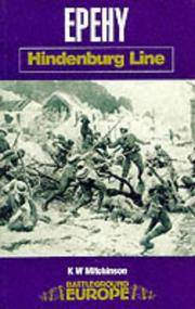 BATTLEGROUND EUROPE: HINDENBURG LINE: EPEHY