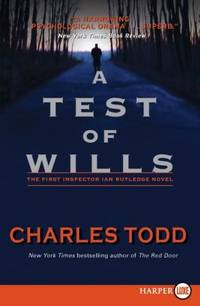 A Test of Wills LP (Inspector Ian Rutledge Mysteries)