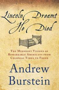 B Lincoln Dreamt He Died (Price Printed)  (Hb)  (2013)