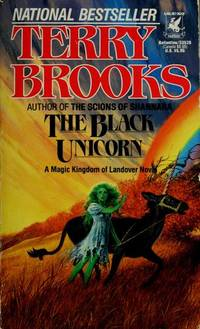 The Black Unicorn (The Magic Kingdom of Landover)    -  Signed