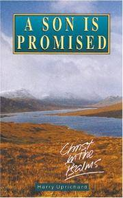 A Son is Promised: Christ in the Psalms