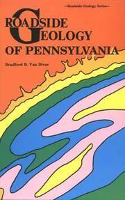 Roadside Geology of Pennsylvania (Roadside Geology Series)