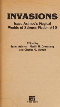 image of Invasions (Isaac Asimov's Wonderful Worlds of Science Fiction)