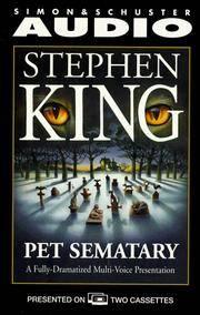 Pet Sematary...a fully-Dramatized Multi-Voice Presentation