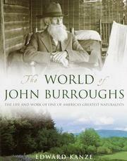 The World of John Burroughs.