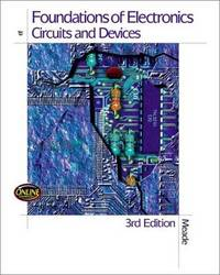 image of Foundations of Electronics: Circuits and Devices