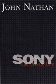 SONY: The Private Life