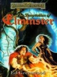 image of The Temptation of Elminster: The Elminster Series