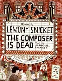 The Composer Is Dead  **SIGNED & DATED 1st edition/1st printing**