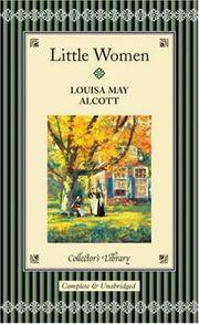 image of Little Women (Collector's library)