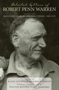 Selected Letters Of Robert Penn Warren