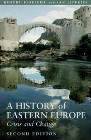 image of A History of Eastern Europe: Crisis and Change