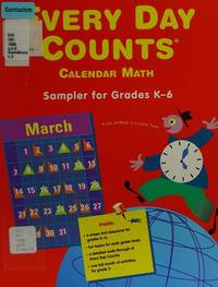 Every Day Counts: Calendar Math: Sampler for Grades K-6