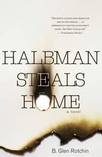 Halbman Steals Home