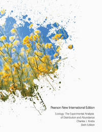 image of Ecology: Pearson New International Edition: The Experimental Analysis of Distribution and Abundance