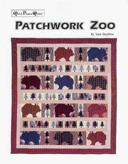 Patchwork Zoo by  Sara Nephew - Paperback - First Edition - 1998 - from SCIENTEK BOOKS (SKU: QN-12)