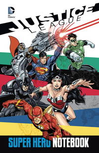 Justice League Super Hero Notebook (DC Comics)