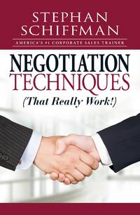 Negotiation Techniques