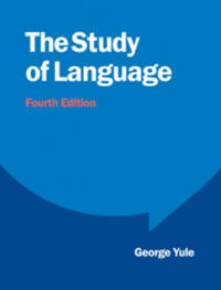 image of The Study of Language
