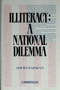 Illiteracy:National Dilemma
