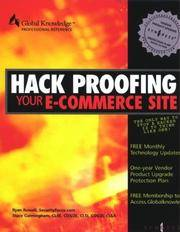 Hack Proofing Your Ecommerce Site