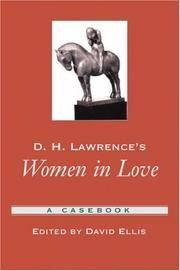 D. H. Lawrence's Women in Love