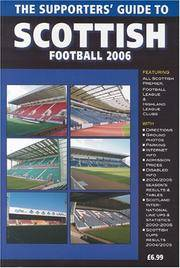 Supporters Guide to Scottish Football 2006