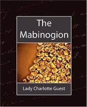 image of The Mabinogion