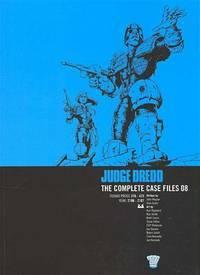 Judge Dredd: Complete Case Files 8
