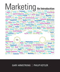 image of Marketing: An Introduction (12th Edition)