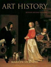 Art History by  Marilyn Stokstad - Hardcover - Second - 2005 - from Mullen Books, Inc. ABAA / ILAB and Biblio.com