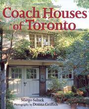 COACH HOUSES OF TORONTO