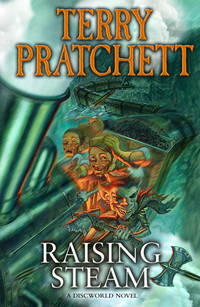 Raising Steam: by  Terry Pratchett - 1st Edition  - 2013 - from Hanselled Books and Biblio.co.uk