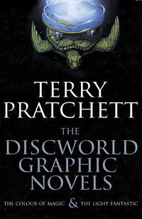 The Discworld Novels: The Colour of Magic & The Light Fantastic