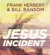 image of The Jesus Incident (Pandora Sequence, Book 1) (The Pandora Sequence)