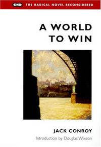 image of A World to Win (Radical Novel Reconsidered)