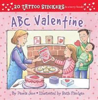 ABC Valentine (Tattoo Stickers)