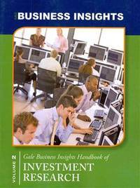 Gale business insights handbook of investment research. (Gale business insights)