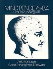 Mind Benders -B4 ~ Deductive Thinking Skills