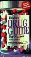 image of Davis's Drug Guide for Nurses (5th ed)