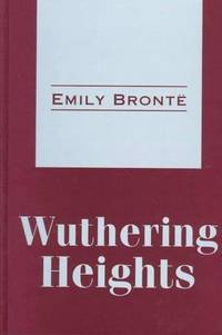 image of Wuthering Heights (Transaction Large Print Books)