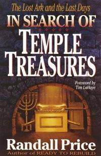 In Search of Temple Treasures: The Lost Ark and the Last Days